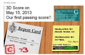 3d score